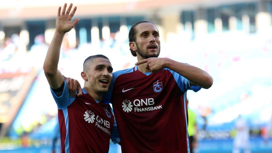 Trabzon açıkladı! Yusuf ve Abdülkadir...