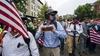 Washington'da aşırı sağcıların gösterisine sadece 20 kişi katıldı