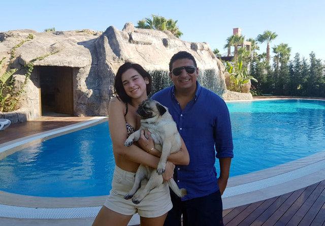 Dua Lipa'ya geceliği 15 bin dolarlık villa - Magazin haberleri