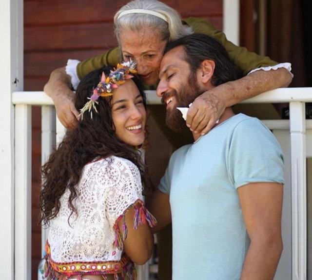 Erkan Kolçak Köstendil ve Cansu Tosun'un düğününden yeni fotoğraflar