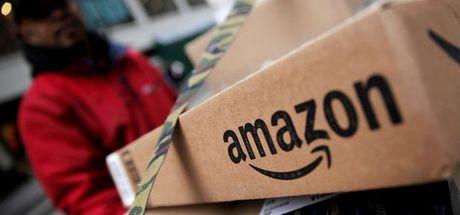 Amazon hisseleri rekor kırdı!