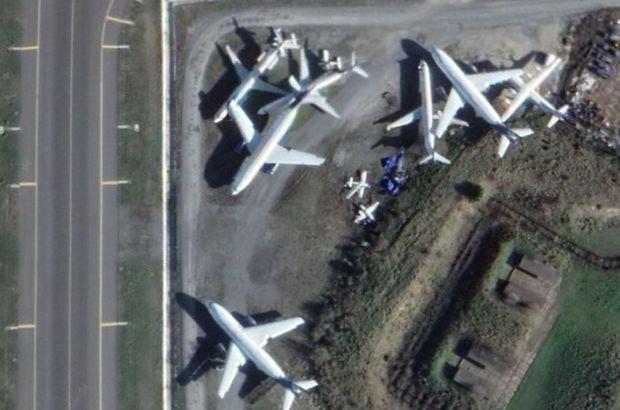 Burası Atatürk Havalimanı... O uçaklar için harekete geçildi!
