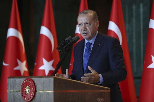Son dakika: Erdoğan: ABD'nin elektronik ürünlerine biz boykot uygulayacağız