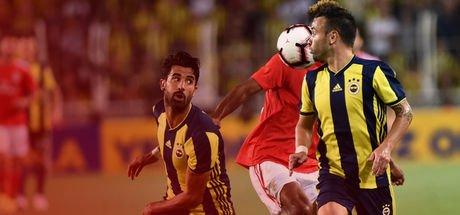 Fenerbahçe, Benfica'ya elendi! Şimdi ne olacak?