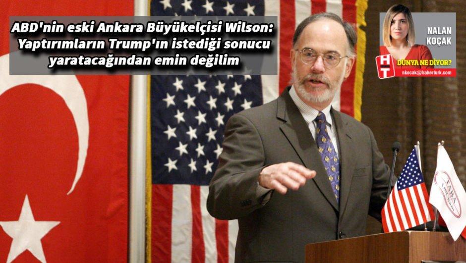 """""""ABD Türkiye'yi kaybetmemeli, çözüm mümkün"""""""