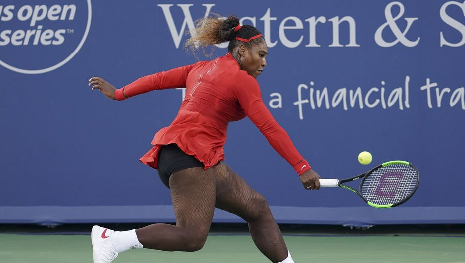 Serena Williams veda etti