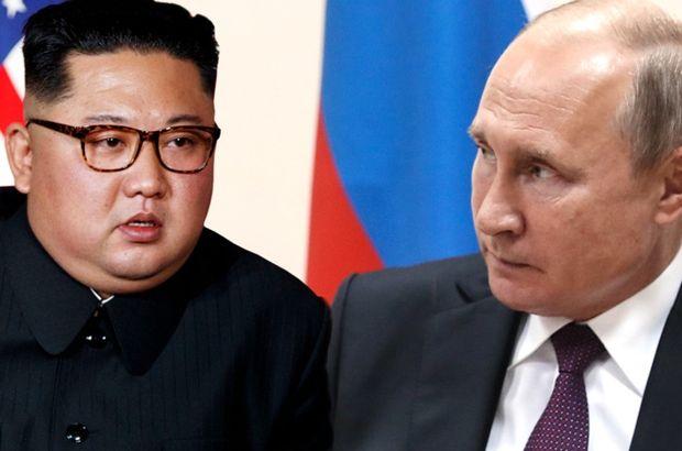 Rusya'dan Kuzey Kore'ye mesaj!
