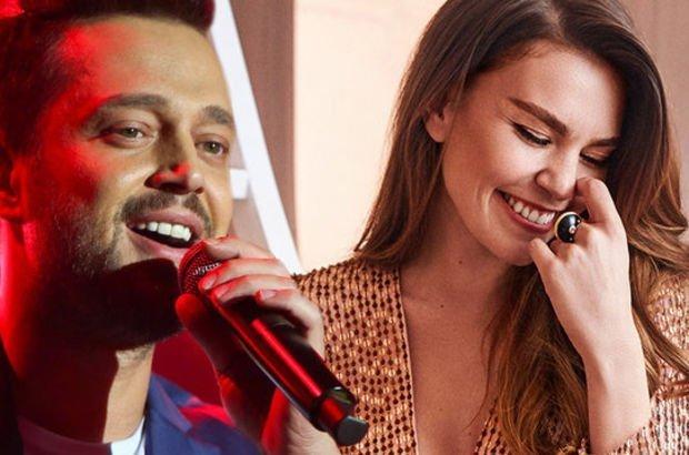 Murat Boz, Aslı Enver'e evlenme teklif etti