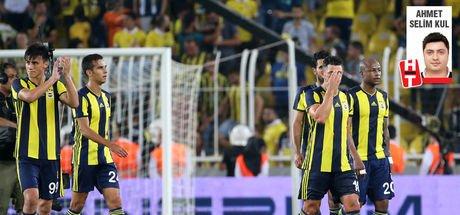 Fenerbahçe neden elendi?