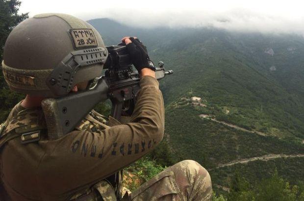Şırnak'ta PKK operasyonu! Çok sayıda gözaltı var
