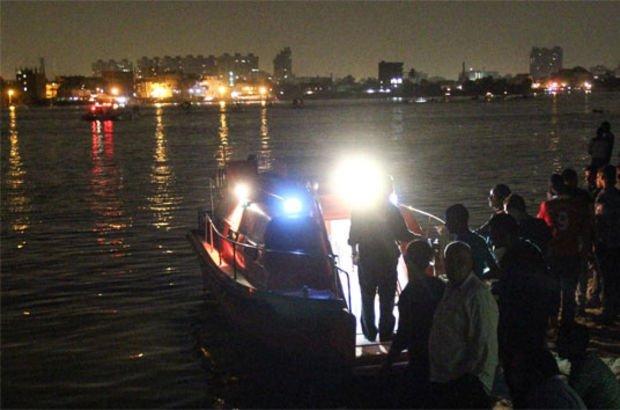 Nil Nehri'nde tekne battı: çok sayıda ölü var