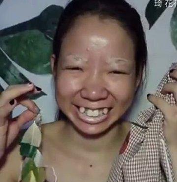 Çinli YouTuber'ın inanılmaz değişimi!