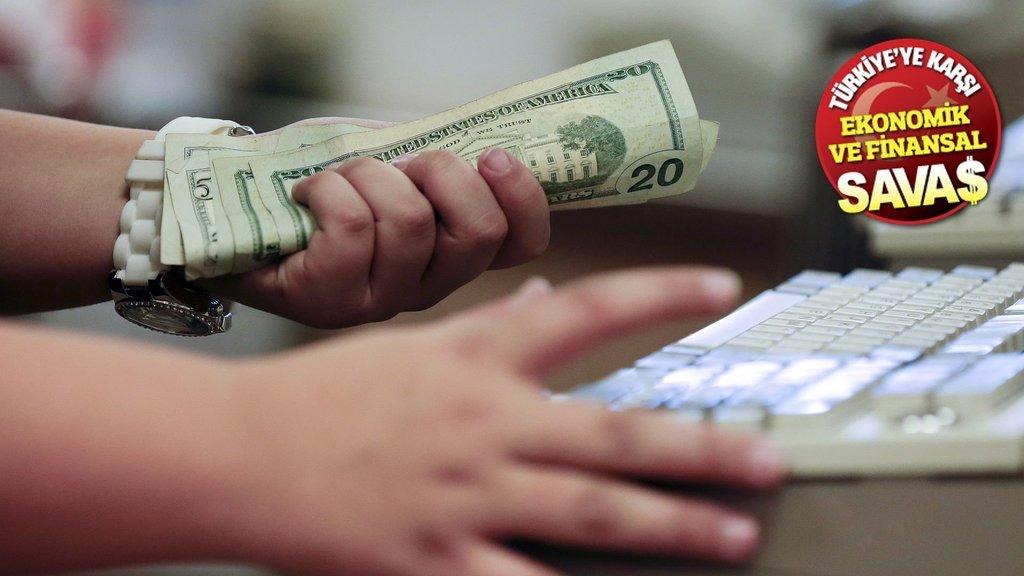 Dolarda 'Katar' hareketliliği