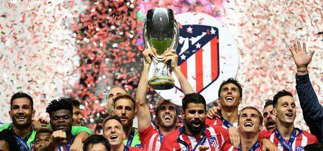 Çılgın maçta kazanan Atletico!