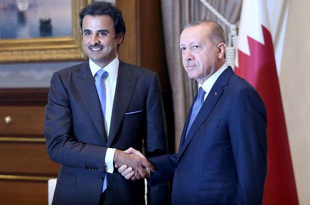 Kritik görüşme sonrası Katar'dan Türkiye'ye dev yatırım