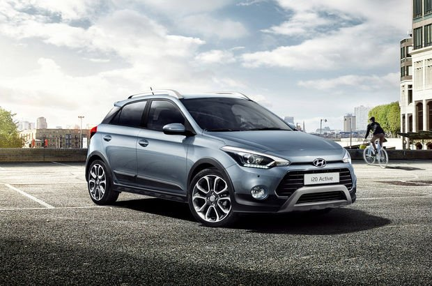 Hyundai i20 Active inceleme