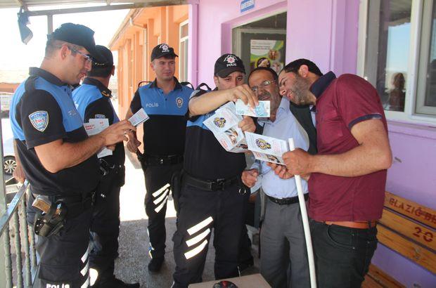 Polisten kurban satıcılarına önemli uyarı