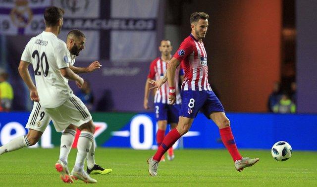 Real Madrid ve Atletico Madrid arasındaki Süper Kupa'da birçok ilk yaşandı