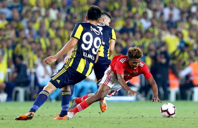 Son dakika... Fenerbahçe transfer haberleri (3 Ağustos 2018) 27