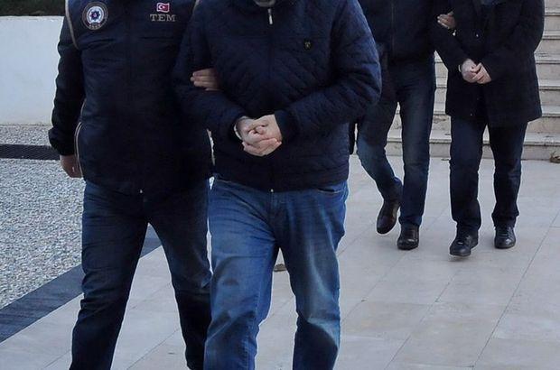 İzmir'de FETÖ operasyonu: 10 gözaltı kararı