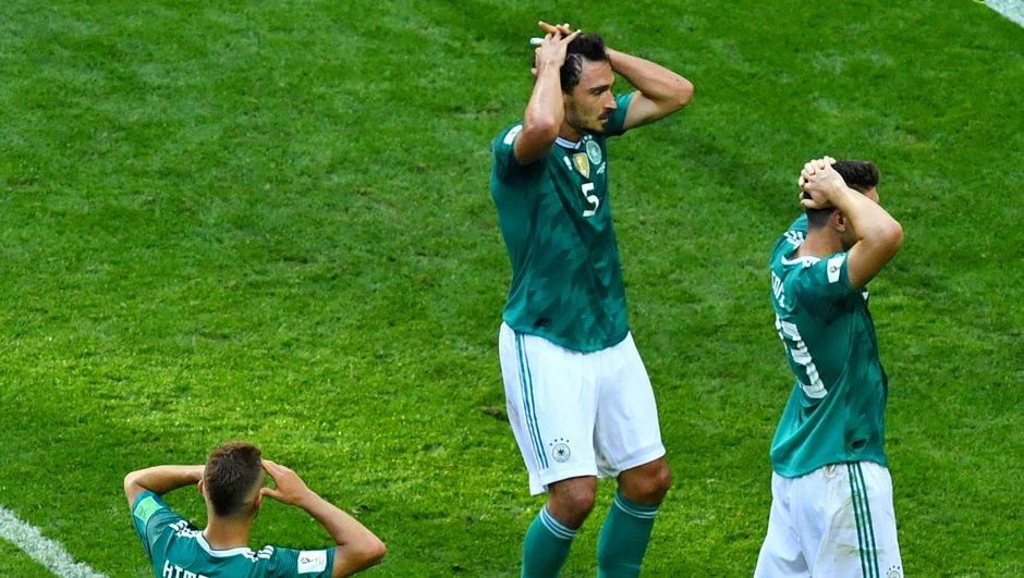 Almanya'ya büyük şok! Dibe vurdular...
