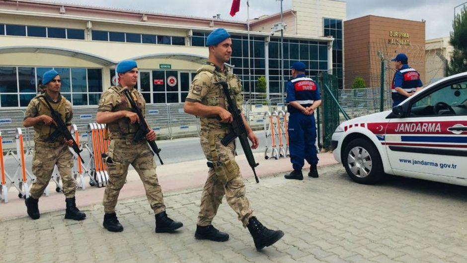 Çengelköy ve Kuleli'deki darbe girişimi davasında ara karar