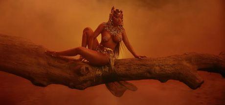 Nicki Minaj'ın son klibini Mert Alaş çekti