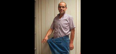 Hasan Akçay ameliyatla 165 kilodan 88 kiloya indi