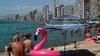 İspanya'da tatil yapan İngiliz turist şikayet etti: Çok İspanyol vardı