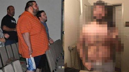 244 kilodan 136 kiloya düşen John Allaaire'yi görenler hayrete düştü! .