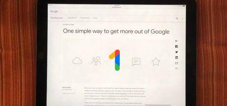 Google One kullanıma açıldı!
