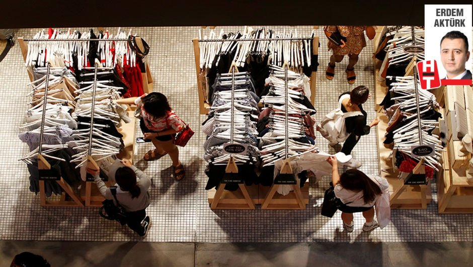 'Mağazalar AVM'de rehin kaldı'