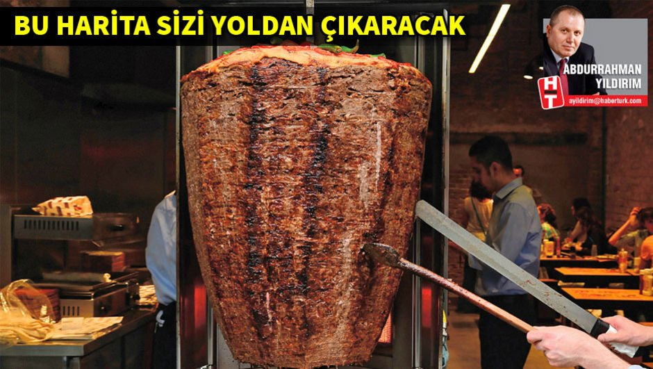 Türkiye lezzetleri: Şehir şehir dönerciler!