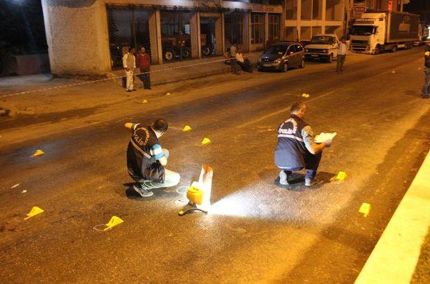 Aydın'da iki grup arasında silahlı kavga! 5 yaralı