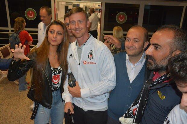 Beşiktaş'a Erzurum'da sevgi seli