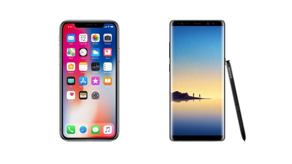 Hangisi daha hızlı? iPhone X mu Galaxy Note 9 mu?