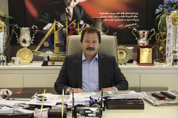 Ankaragücü Mehmet Yiğiner