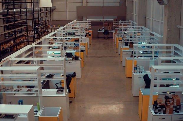 Samsun'da telefon üretiyor! 8 milyon TL yatırdı