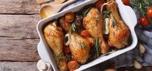 Fırında sebzeli tavuk nasıl yapılır? Fırında sebzeli tavuk tarifi ve malzemeleri