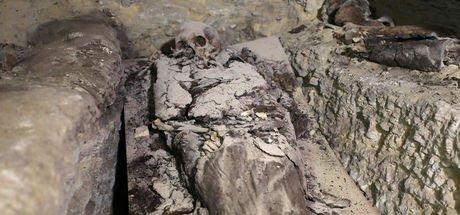 Antik Mısır mumyalarının formülü bulundu!
