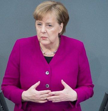 Merkel'den Erdoğan'ın da yer alacağı dörtlü zirve açıklaması!