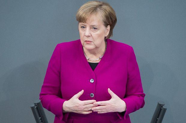 Merkel'den Erdoğan'ın duyurduğu dörtlü zirve açıklaması!