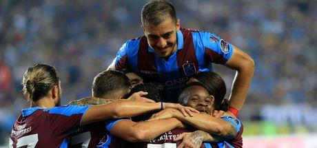 Trabzon'da gol yağmuru!