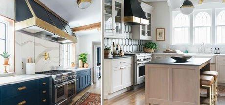 Ultra lüks mutfak dekorasyonları ve lüks mutfak modelleri