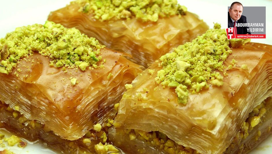 Türkiye'nin en meşhur tatlıcıları