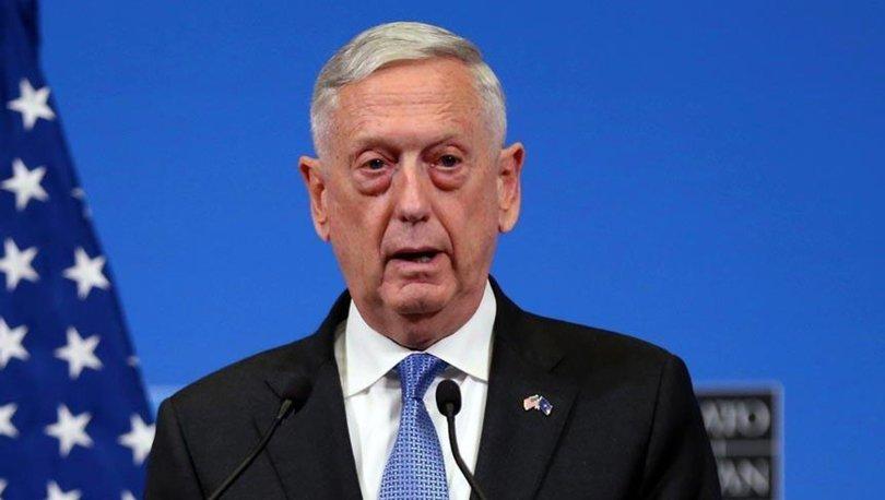 ABD Savunma Bakanı'ndan Kaşıkçı açıklaması…