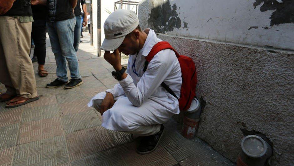 İsrail askerlerinin ateş açtığı Filistinli şehit oldu