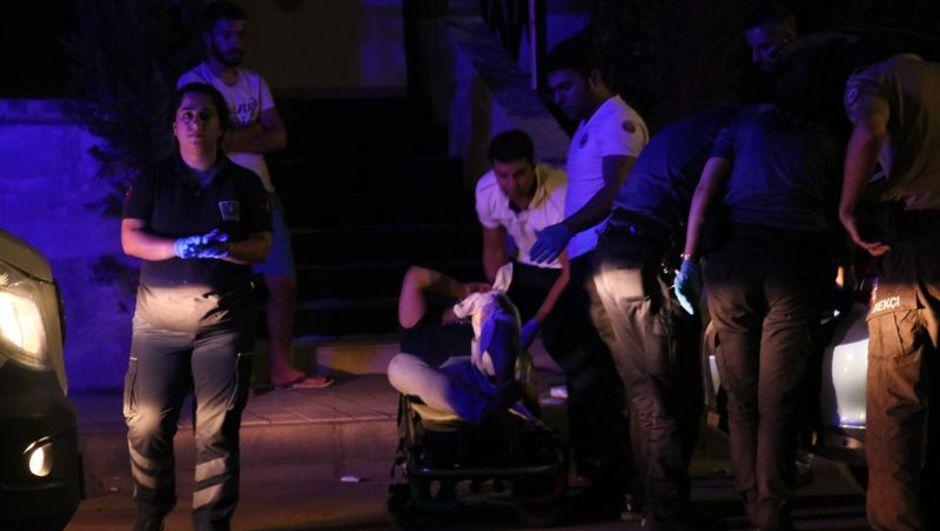 Lokantadaki kavga kanlı bitti: 1 yaralı