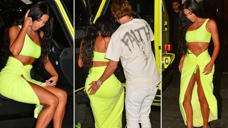 Kardashian'ın zor anları