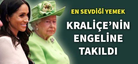 Meghan Markle'ın yapmayı özel tarifi Kraliyet engeline takıldı!